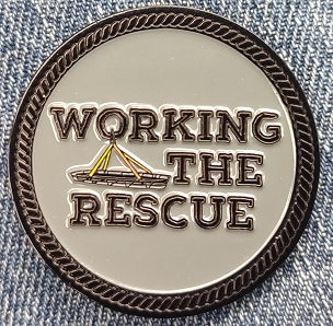 WTR Challenge Coin